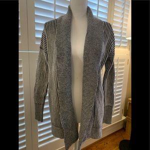 Tahari shawl collar cardigan